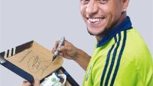 Carlos'a özel krampon