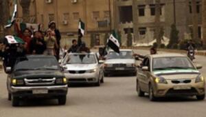 Suriyede içsavaş 3üncü yılında