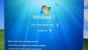 Windows 7 satışta