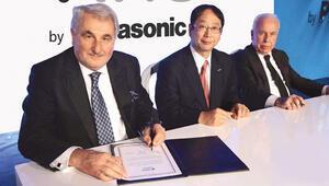 Panasonicle birleşti, hedefi dünya liderliği