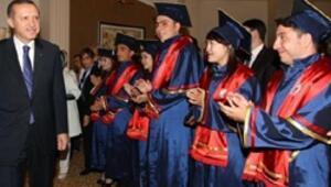 Erdoğan: Türk Erasmusu kuralım