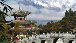 Çinin Yunnan Eyaletindeki turistik yıldızı Lijiang