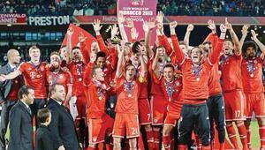 Futbol herkesin oynadığı ama sonunda Almanların kazandığı bir oyundur