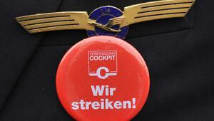 Hamburg Havaalanı kilitlendi