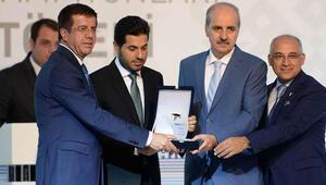 Reza Zarraba ihracat ödülü