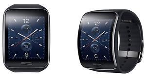 İşte Samsungun yeni saati: Samsung Galaxy Gear S