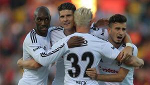 Eskişehir 1 - 2 Beşiktaş