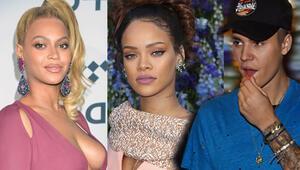 Justin Bieber da yaptı, Beyoncé de, Rihanna da