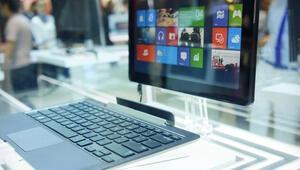 Hibrit bilgisayarlar kurumsal dizüstü bilgisayarların hakimiyetini tehdit ediyor