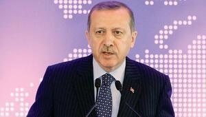 Erdoğan büyükelçilere hitap etti