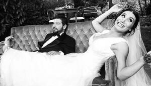İrem Derici evlendi
