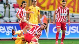 Antalyaspor 1-1 Kayserispor