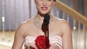 Natalie gözünü Oscara dikti