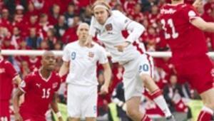 İsviçre acı çekti: 1-0