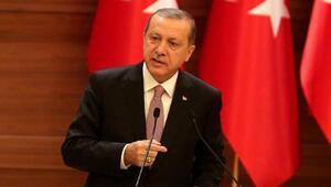 Cumhurbaşkanı Erdoğan 15inci Muhtarlar Toplantısında konuştu