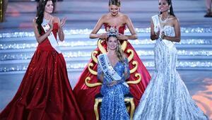 Miss World İspanyol güzel oldu