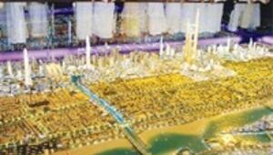 Dünya krizle boğuşuyor, Dubai 95 milyar dolara yeni şehir kuruyor