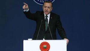 Cumhurbaşkanı Erdoğan Birlik Vakfının kuruluş yıldönümü etkinliğine katıldı