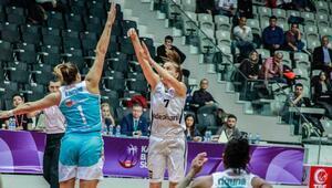 Samsun Canik Belediyespor: 74 - Beşiktaş: 65