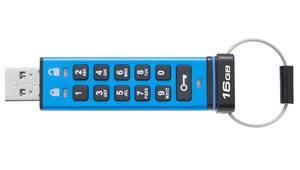 Numerik Klavyeli USB belleğin sahibinden başka kimse içine bakamayacak