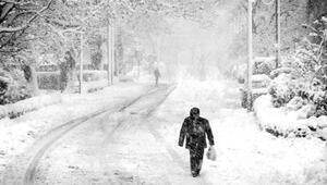 İstanbula yoğun kar uyarısı