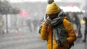 İstanbul, Ankara, İzmir hava durumu Kar yağışları devam edecek mi