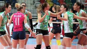 Bursa Büyükşehir Belediyespor: 3 - VB Nantes: 1