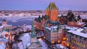 36 saatte Quebec City