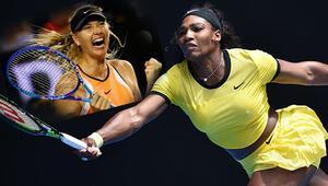 Williams ile Sharapova çeyrek finalde