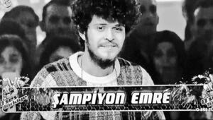 Emre Sertkaya O Ses Türkiye 2016 Şampiyonu oldu - izle