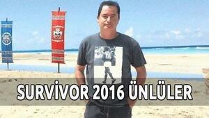 Survivor 2016 Ünlüler takımında kimler var