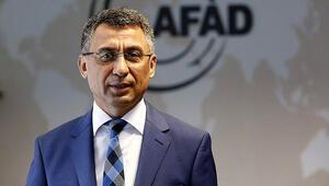 AFAD Başkanı Fuat Oktaytan dikkat çeken açıklamalar