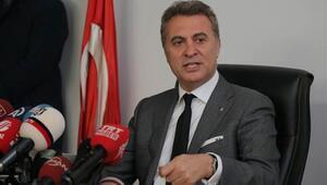Fikret Orman: Şaibe var, maçımızın hakeminin değiştirilmesini istiyoruz