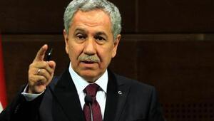 Bülent Arınç: Anayasa Mahkemesi Başkanını tebrik ediyorum