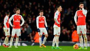 İngiltere Premier Liginde şok sonuçlar