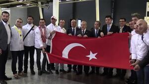 Türk aşçıları Londra'da tarih yazdı