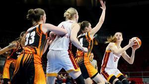 Galatasaray: 66 - UMMC Ekaterinburg: 57