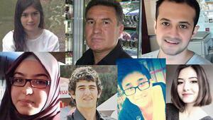 Ankaradaki saldırıda hayatını kaybedenlerin isimleri belli oldu