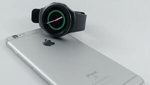 Samsung Gear S2 iPhonea uyumlu oldu