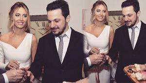 Seda Önder ve İhsan Sapan nişanlandı