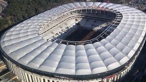 Vodafone Arena çılgınlığı 450 bin kişi