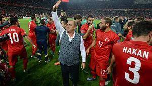 Türkiye, FIFAda 7 sıra yükseldi