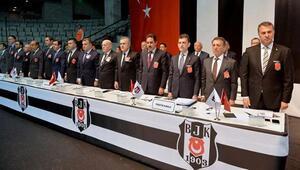Beşiktaşta yönetim kurulu değişiyor