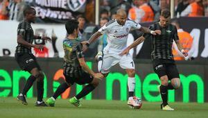 Akhisar Belediyespor 3-3 Beşiktaş