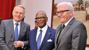 Fransa ve Almanya terörle mücadele için Malide