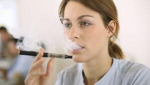 Elektronik sigara dumanı zararlı mı