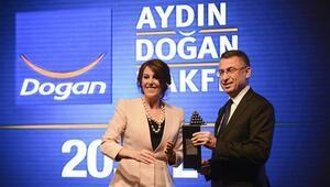 20. Aydın Doğan Ödülü, AFADa verildi