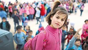 'Suriyeli kız çocuklarının tamamı eğitim alıyor'