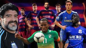 Messi, Maradona ve Arda Antalyada sahaya çıkacak