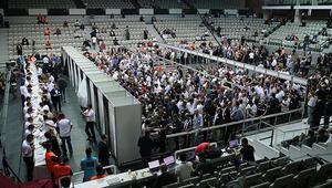 Beşiktaşta oy verme işlemi başladı